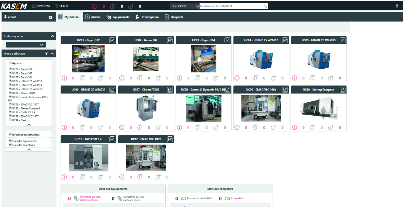 Data Monitoring and Management for Machine Tools | SpringerLink