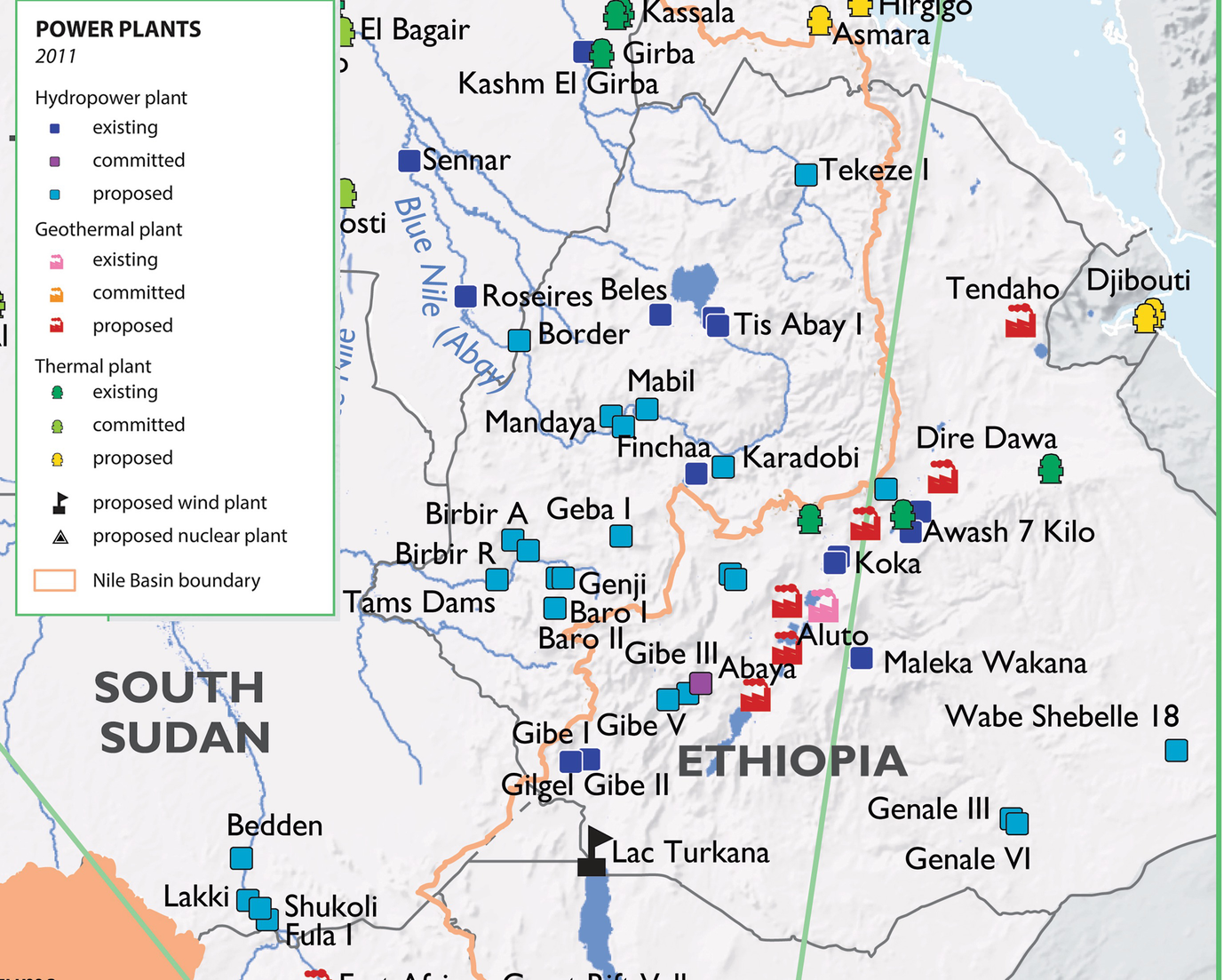 The Post-2011 Round: The New Chapter of the Grand Ethiopian