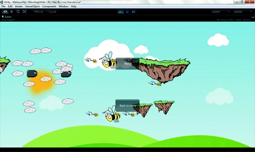 The Exploration of Multiplatform 2D Game Development