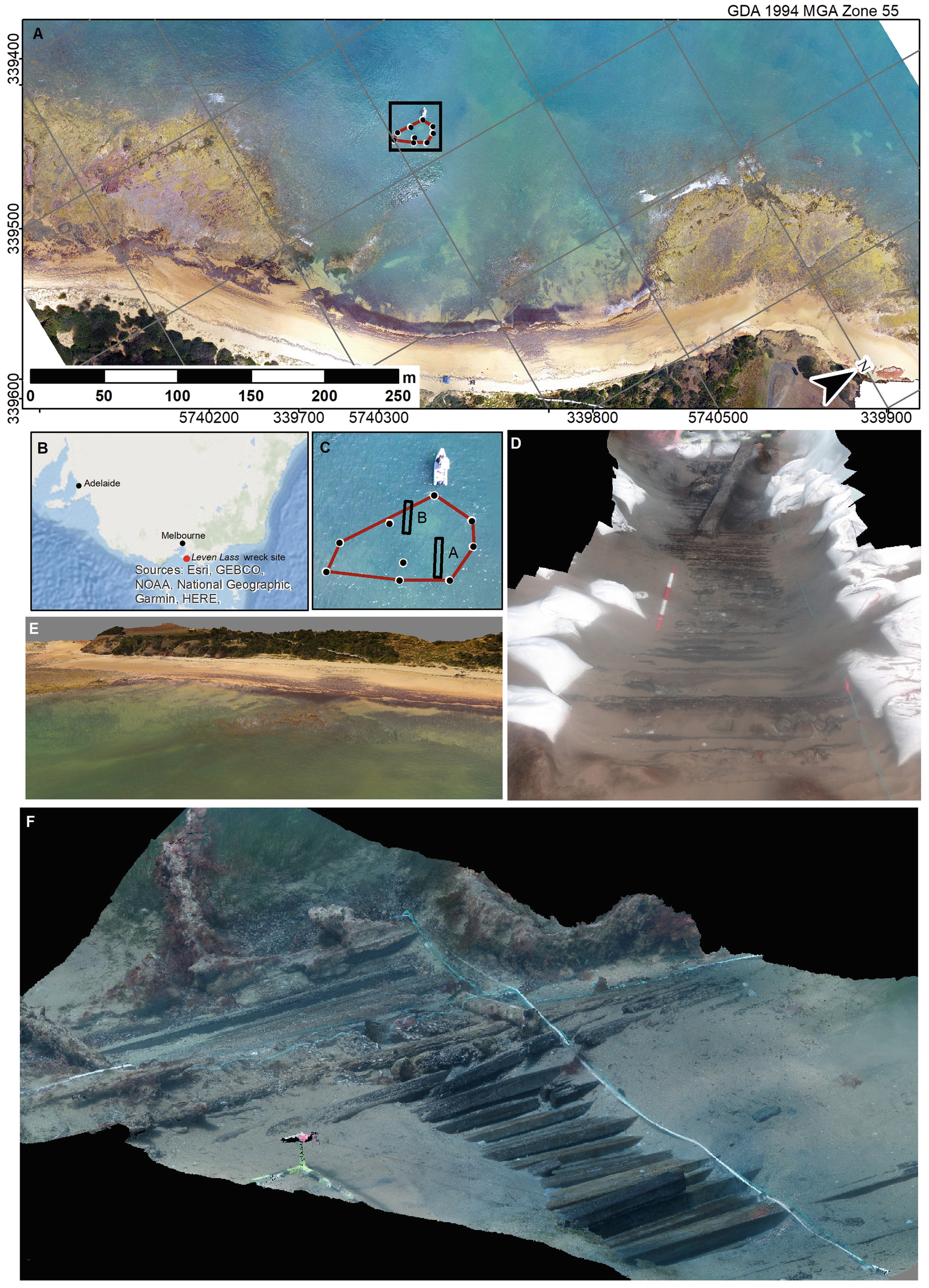 Integrating Aerial and Underwater Data for Archaeology: Digital ...