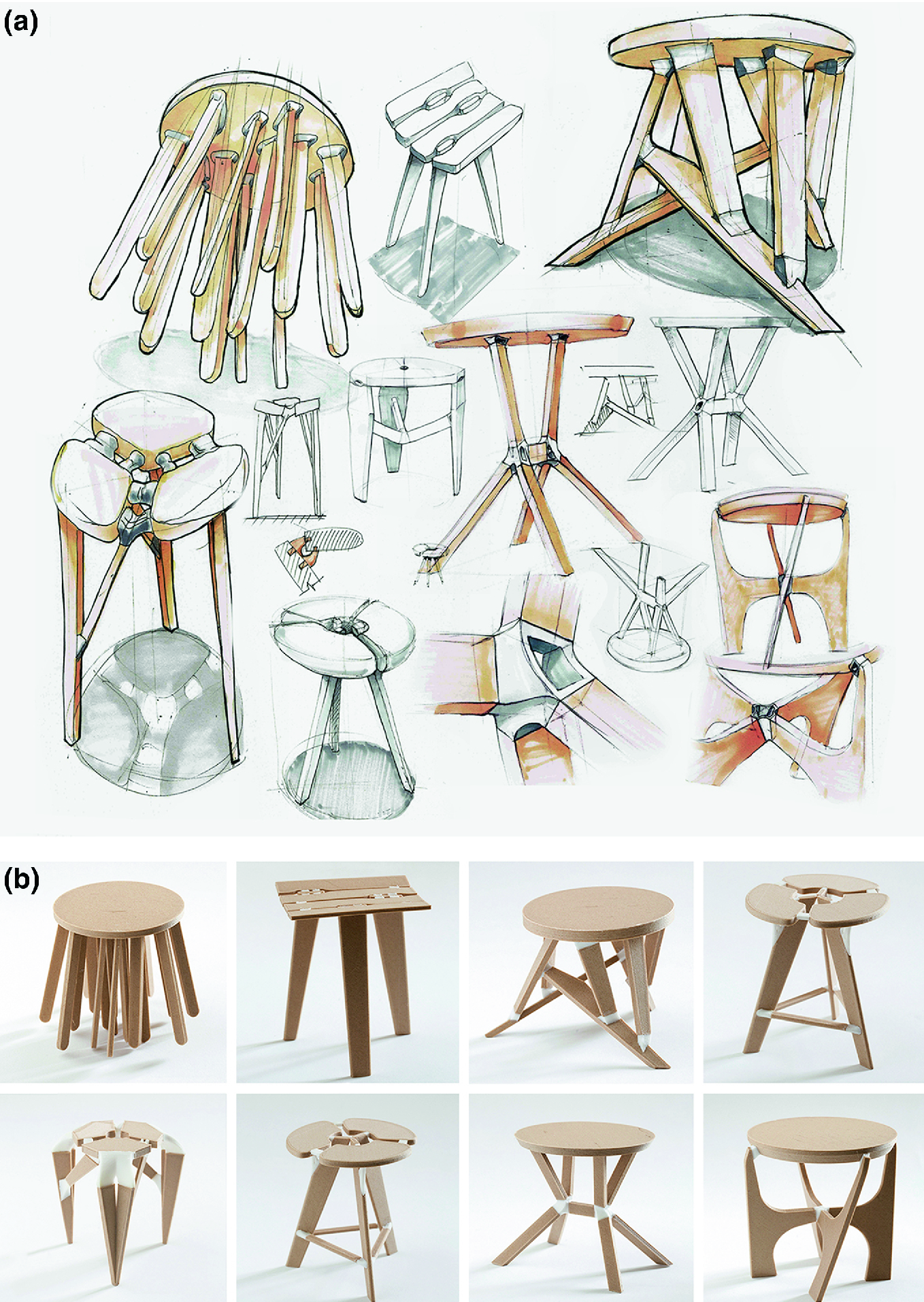 Awesome Digital Joinery For Hybrid Carpentry Springerlink Caraccident5 Cool Chair Designs And Ideas Caraccident5Info