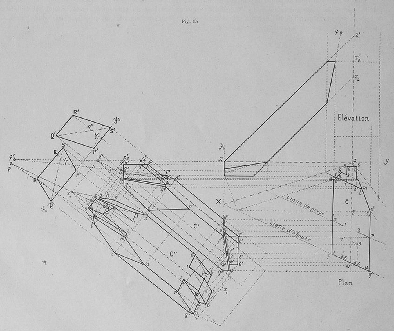 Digital Wood Trusses  Geometry and Parameters/Fabrication