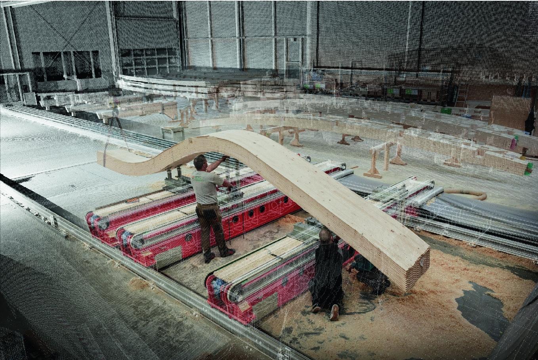 Glulam Abstraction >> New Workflows For Digital Timber Springerlink