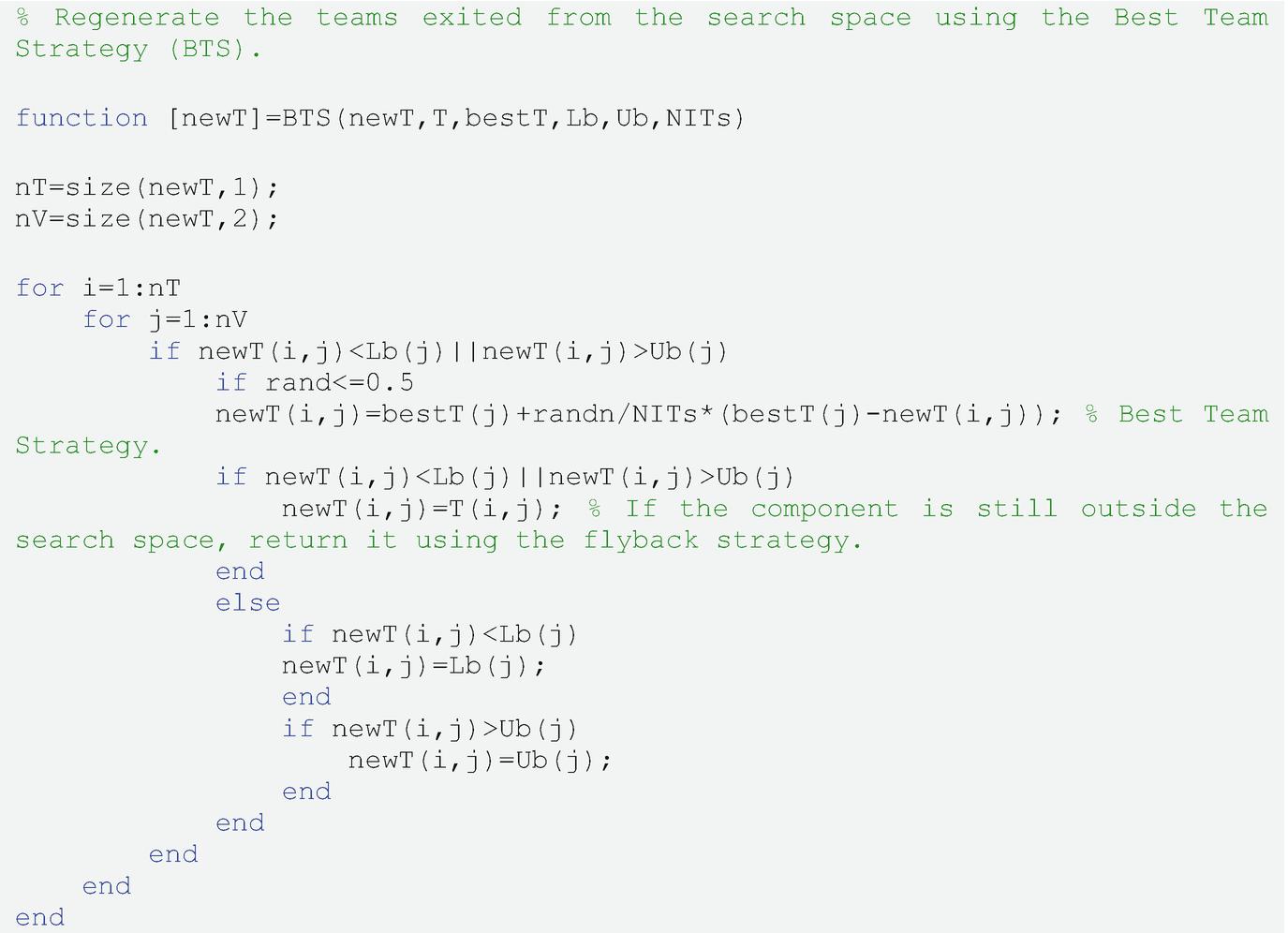 Tug of War Optimization Algorithm | SpringerLink