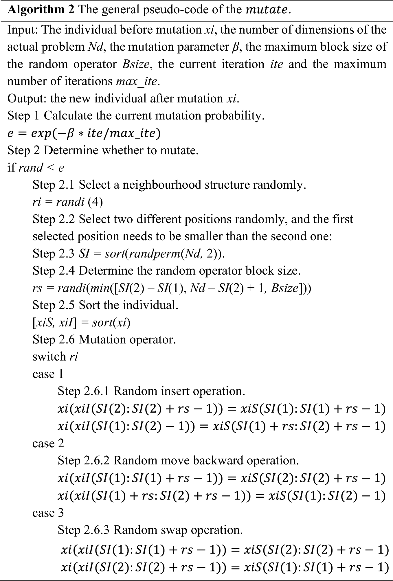 Use of a Simulation Environment and Metaheuristic Algorithm