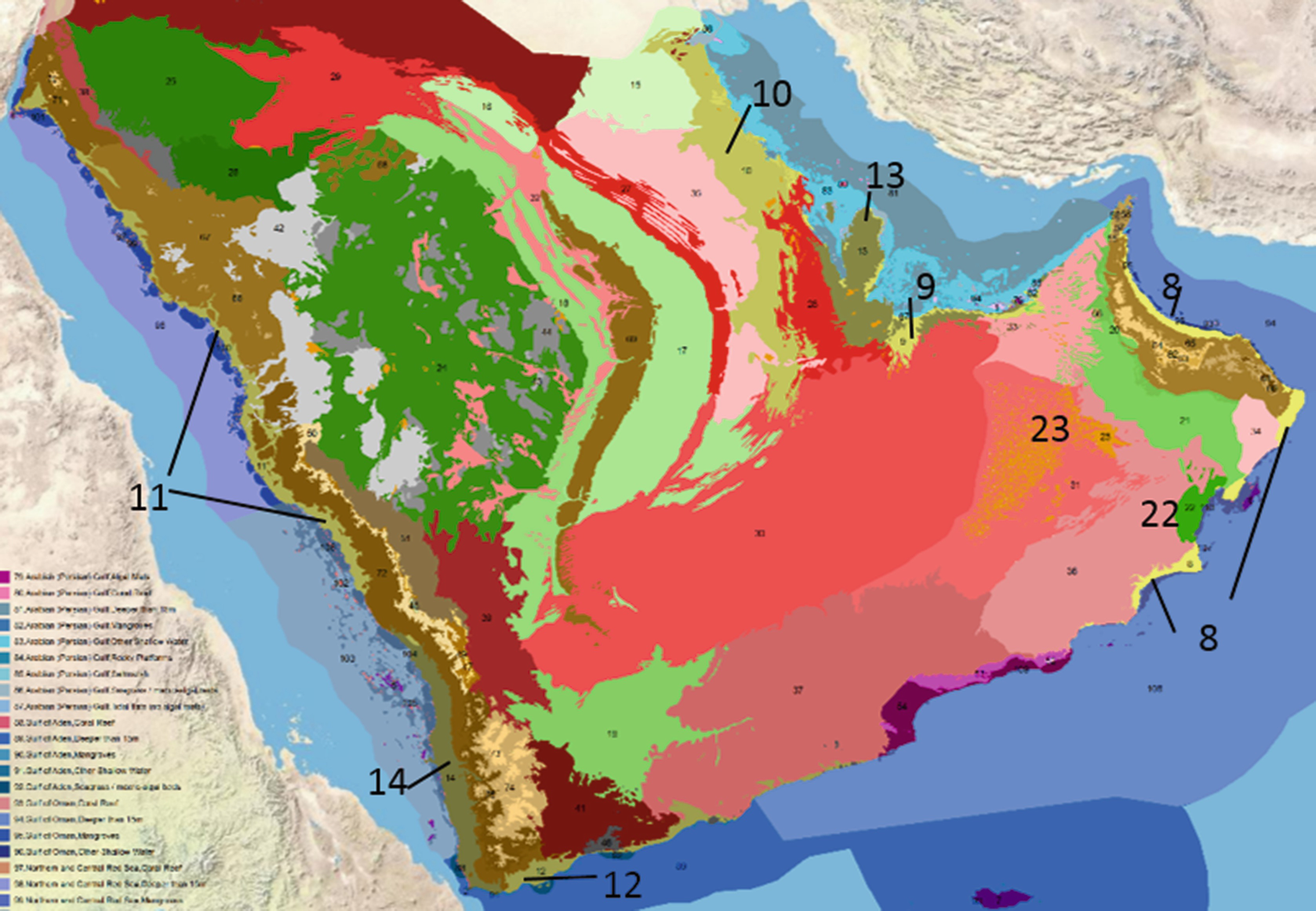 Picture of: Plants Of Sabkha Ecosystems Of The Arabian Peninsula Springerlink