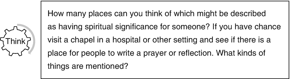 The Role of the Healthcare Chaplain: A Summary of the