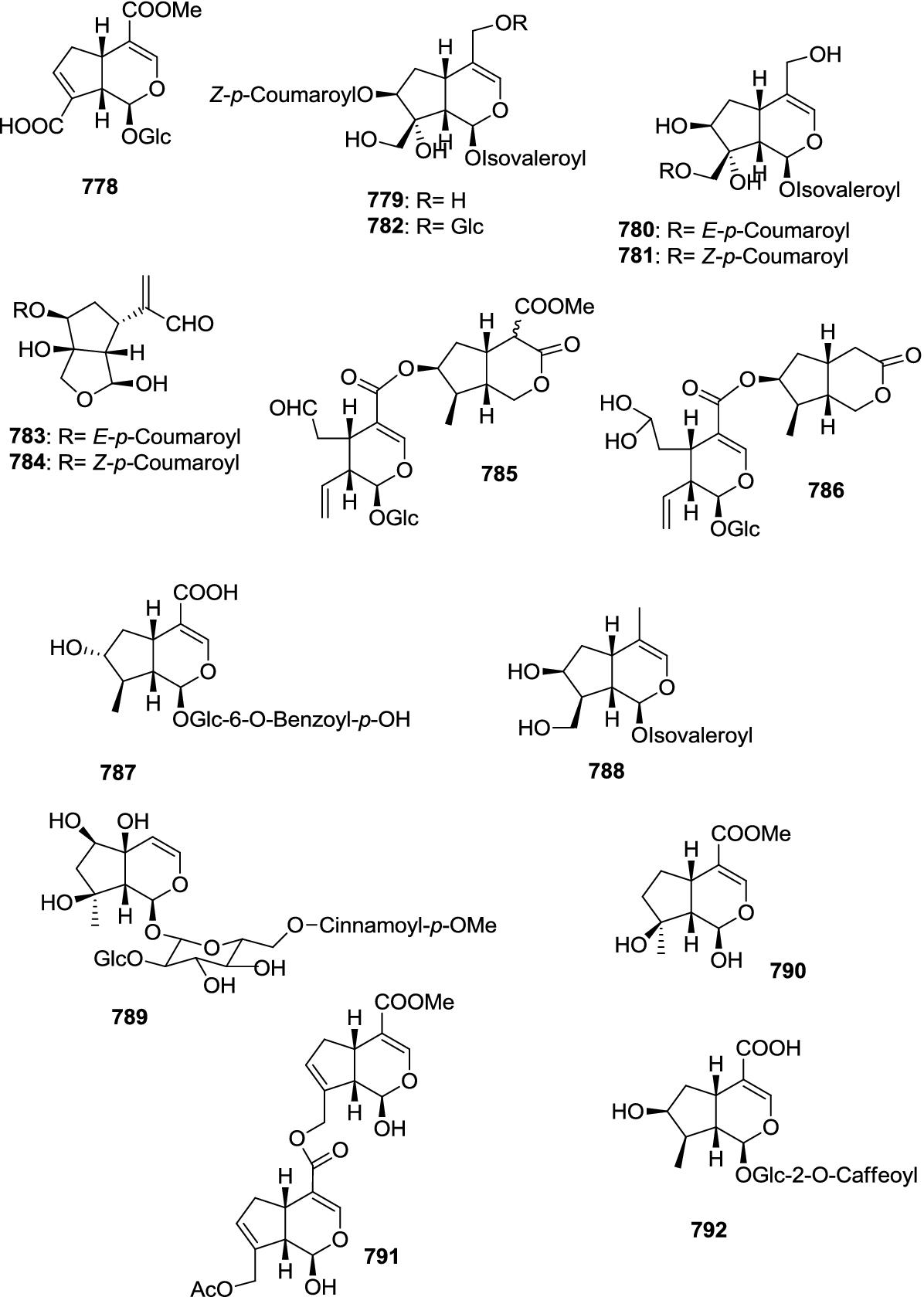 Pharmacology of Iridoids   SpringerLink