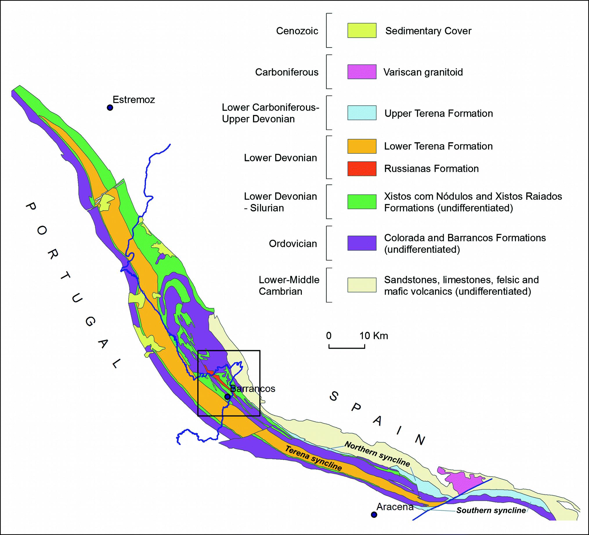 Synorogenic Basins Springerlink