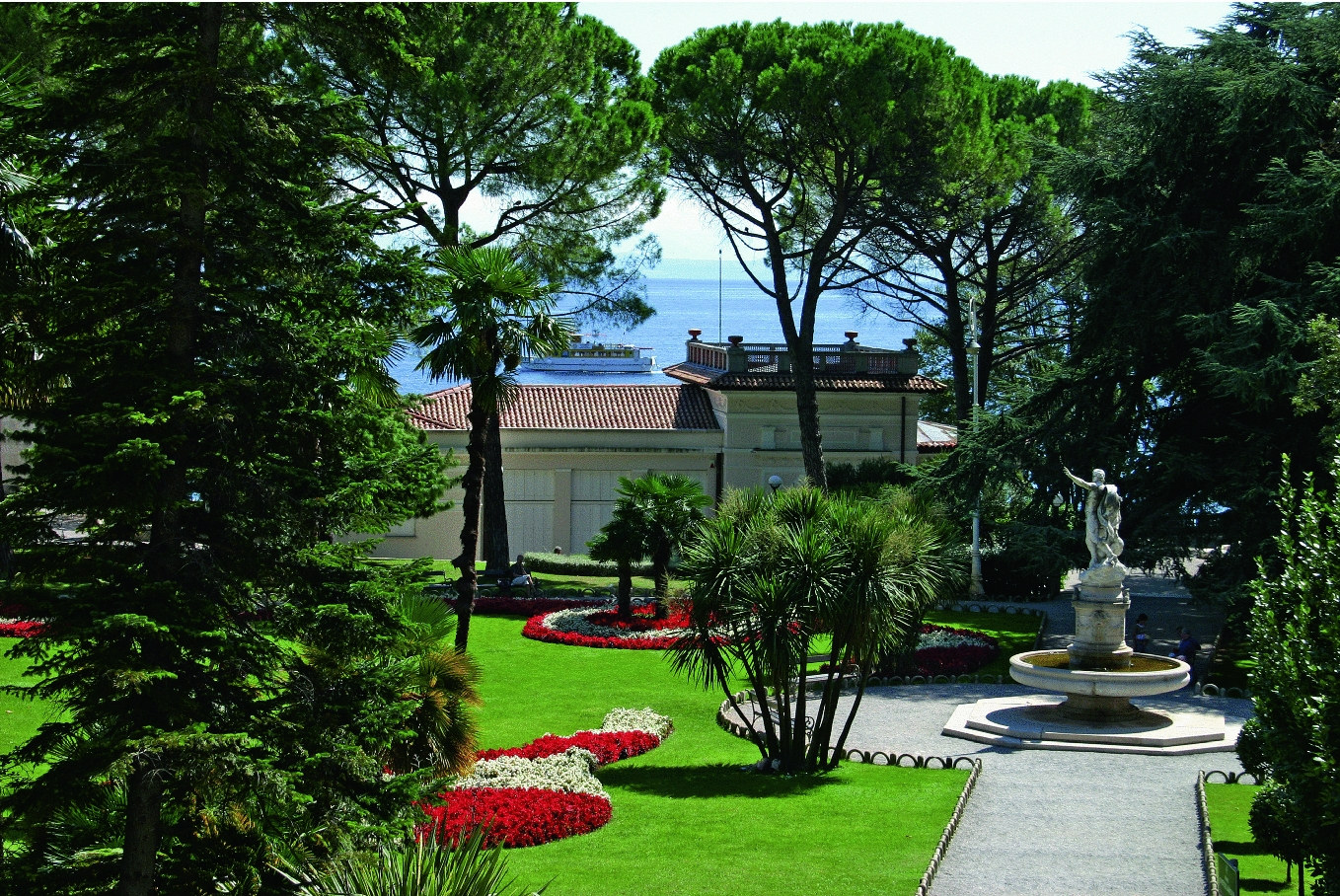Revitalisation Of Historic Gardens Sustainable Models Of Renewal