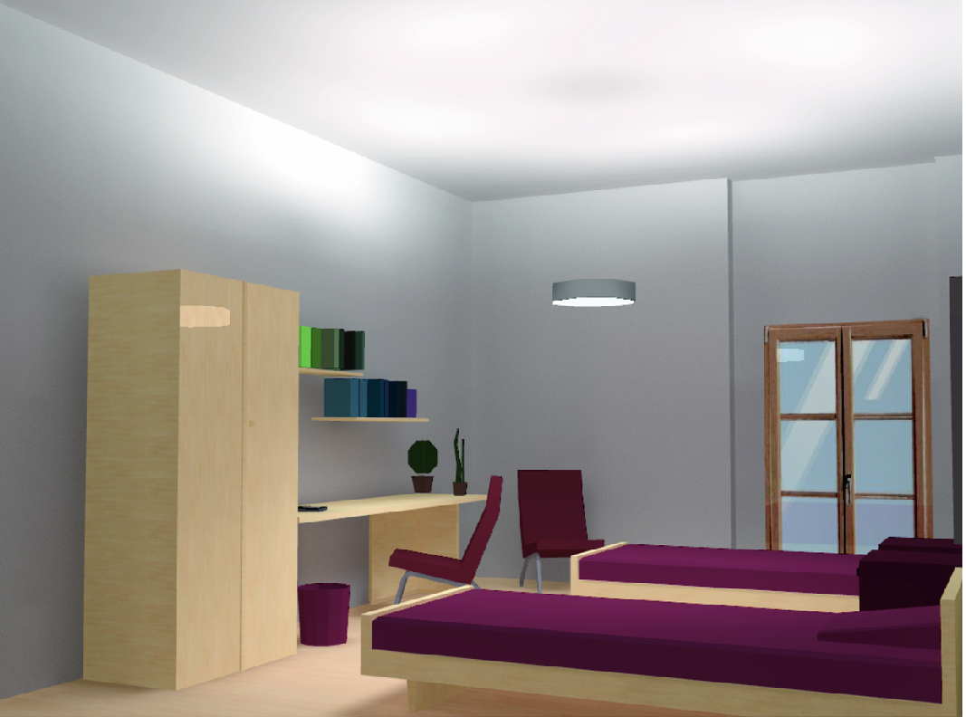 pop art bedroom decor online information.htm case study an applied research for circadian lighting design  research for circadian lighting design