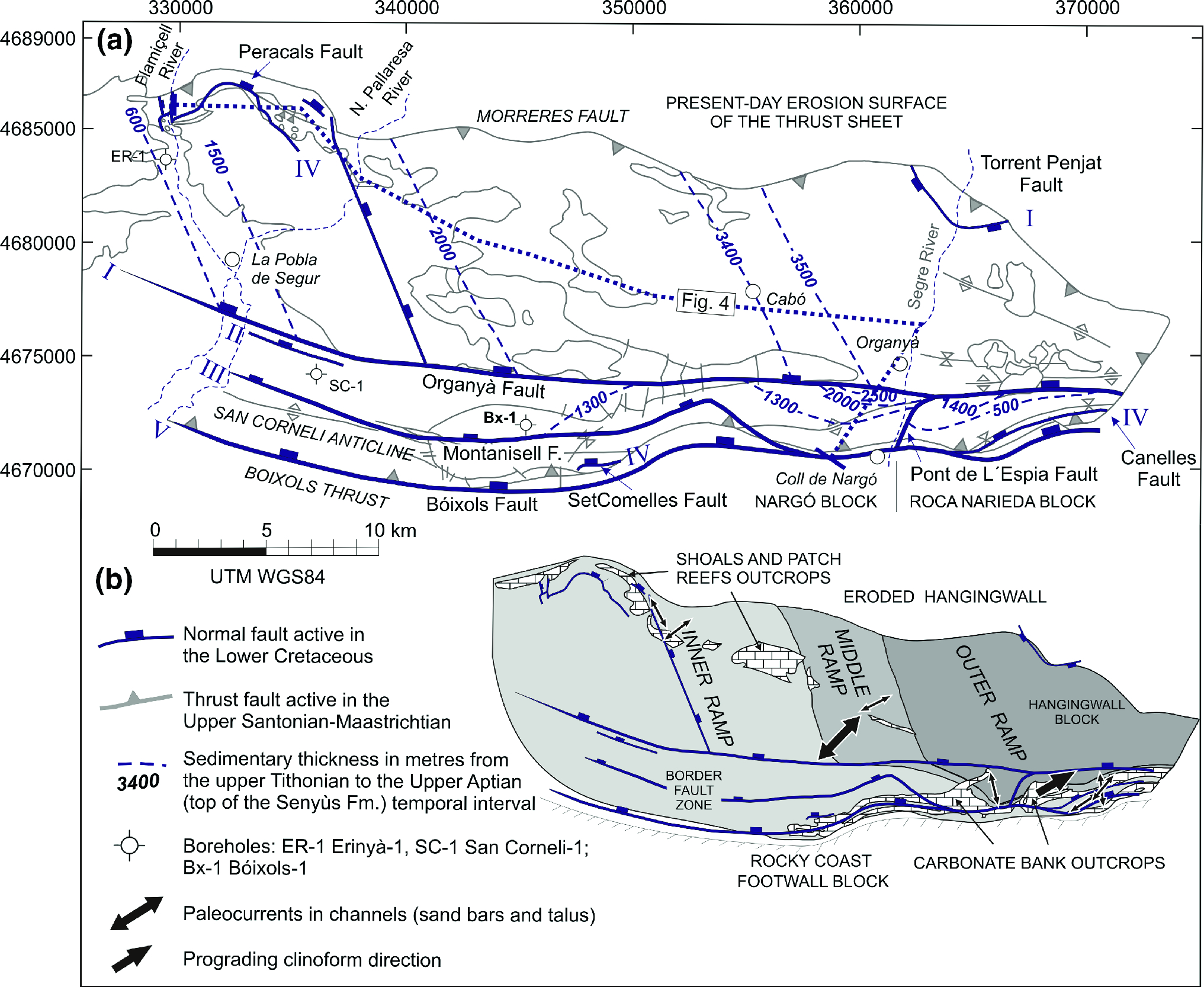 The Late Jurassic–Early Cretaceous Rifting | SpringerLink