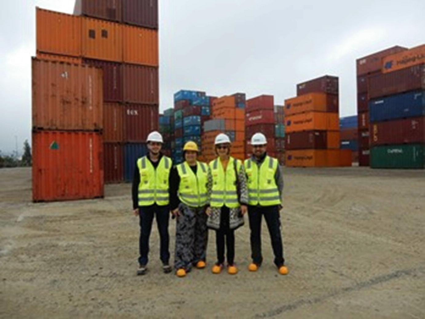 Using Simulation To Improve Container Depot Operations Springerlink