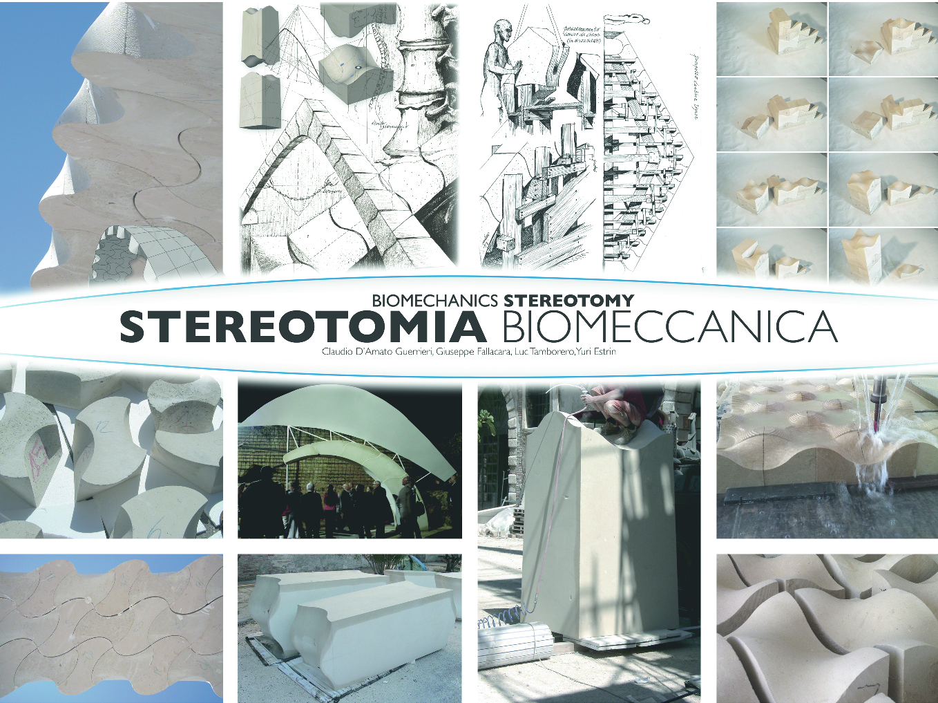 Progettazione Casa In 3D topological interlocking blocks for architecture: from flat