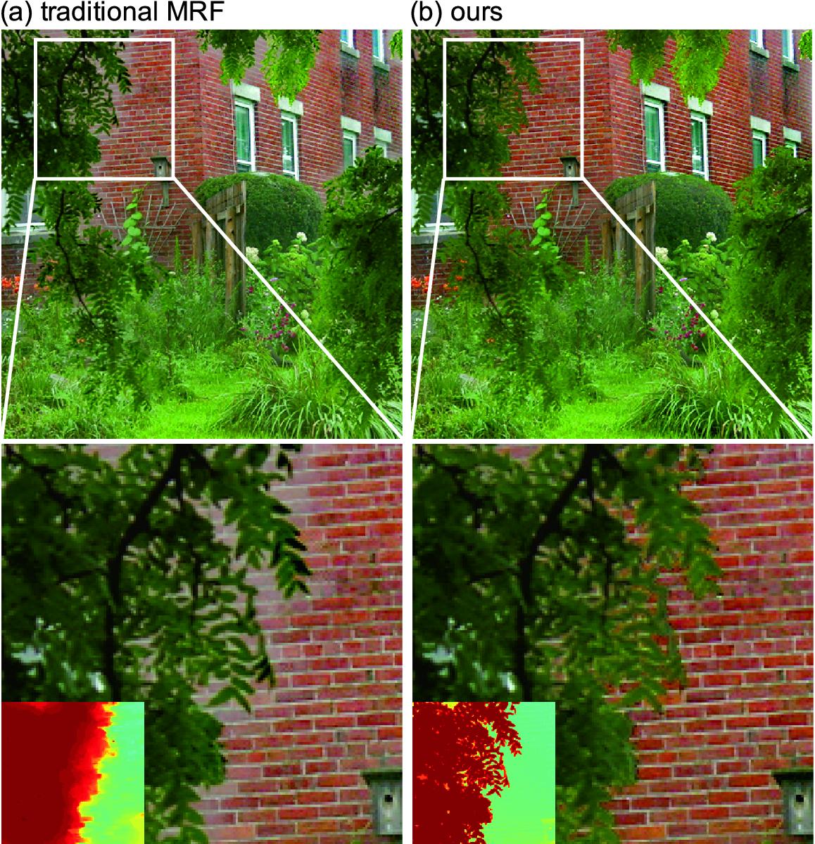 Non-local Haze Propagation with an Iso-Depth Prior   SpringerLink