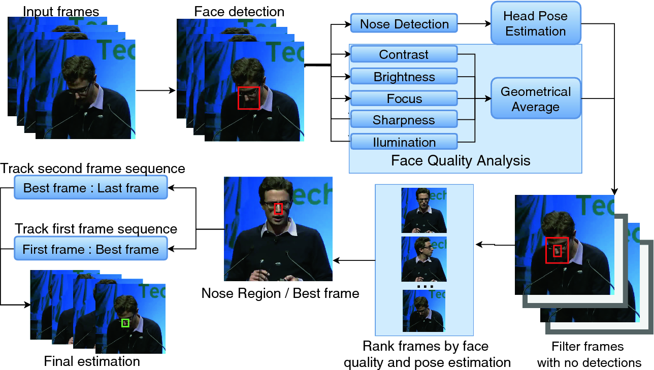 Nose Based Rigid Face Tracking | SpringerLink