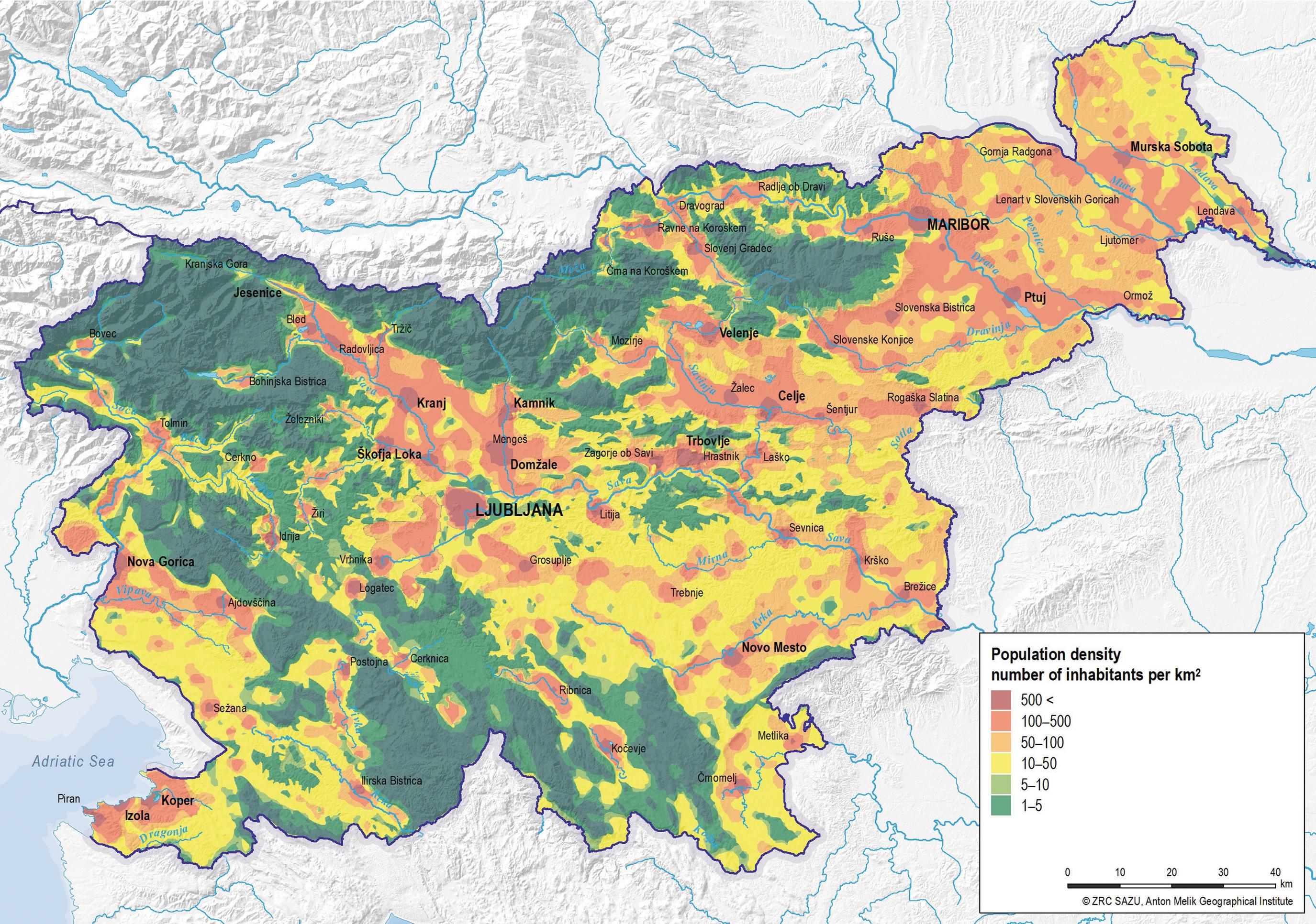 Slovenia's Population | SpringerLink
