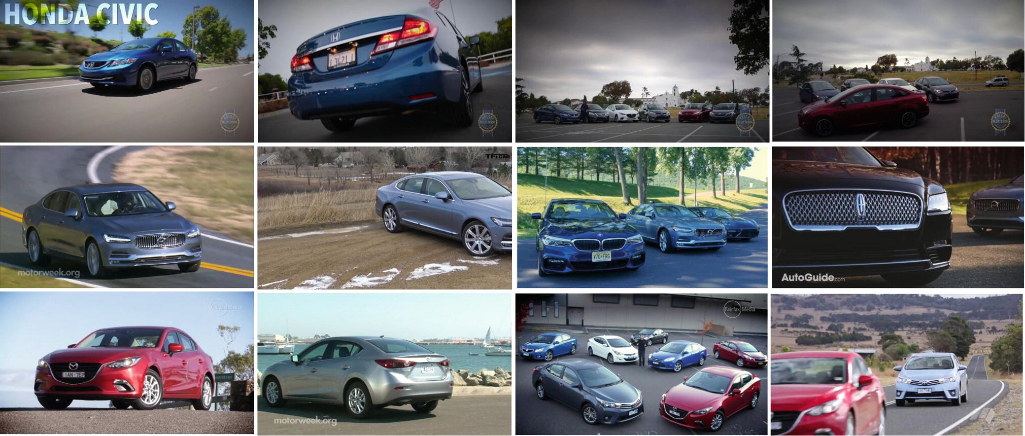 CarVideos: A Novel Dataset for Fine-Grained Car