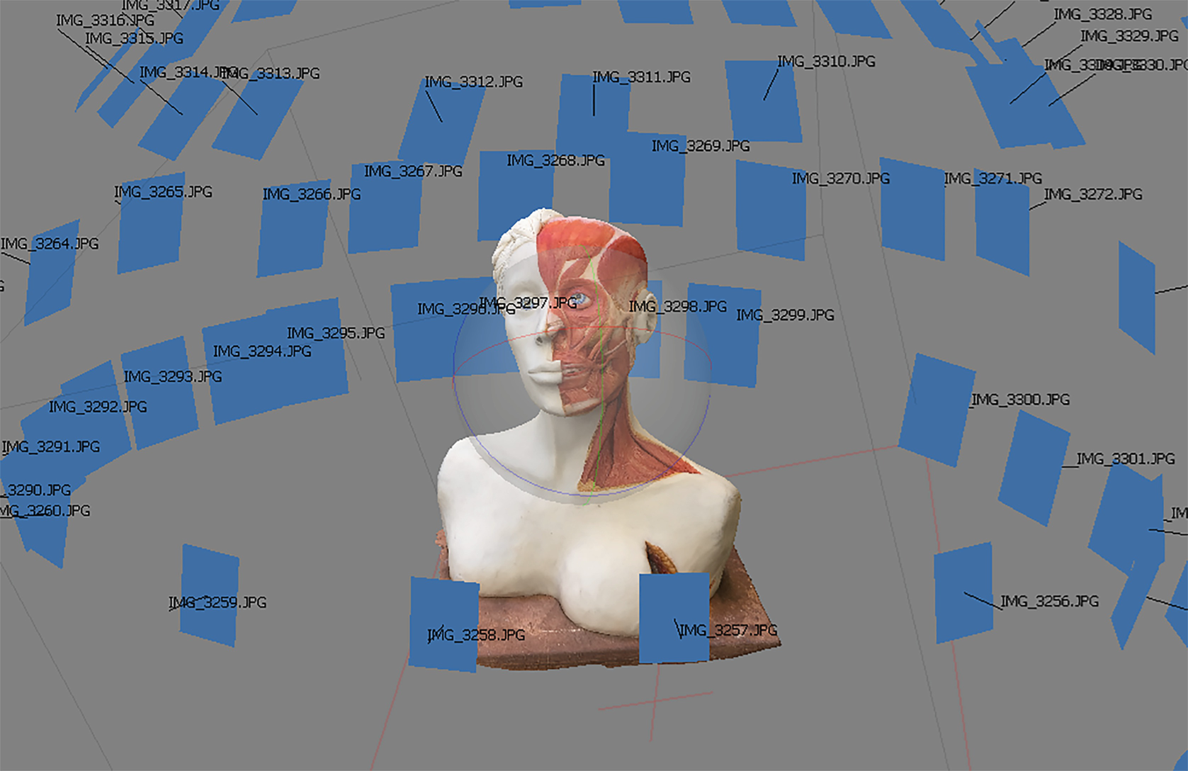 Interactive 3D Digital Models for Anatomy and Medical