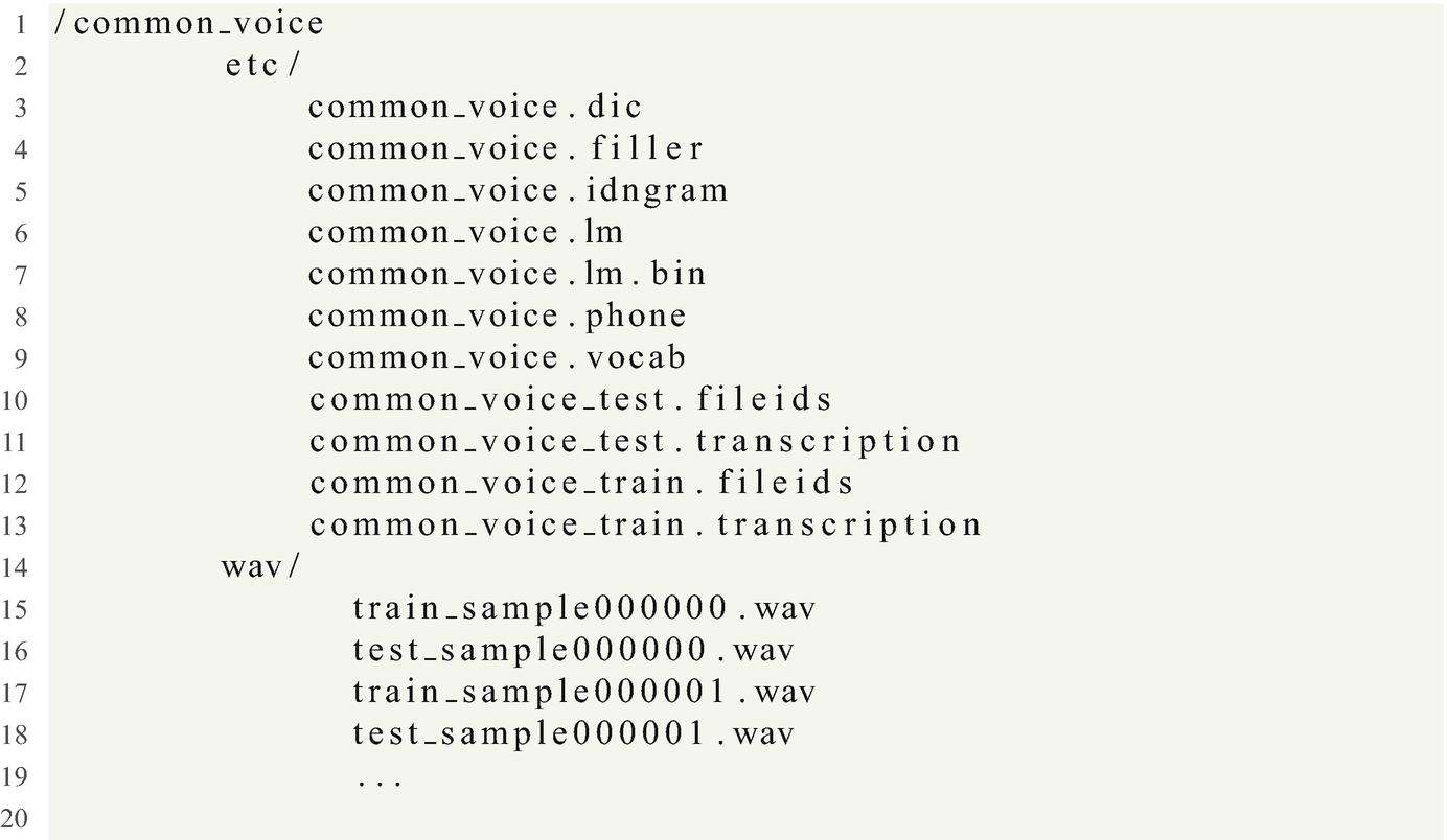 Automatic Speech Recognition | SpringerLink