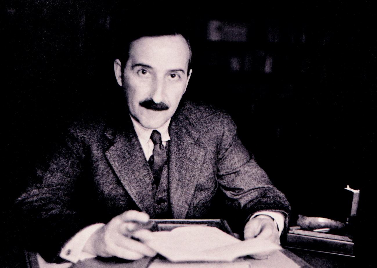 Stefan Zweig's Clinical Biography, 1930–1932   SpringerLink
