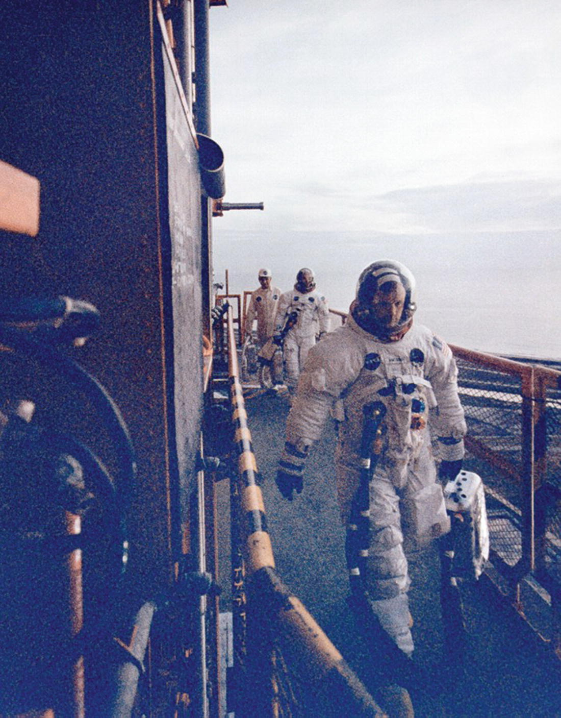 Apollo 11 – Getting There | SpringerLink