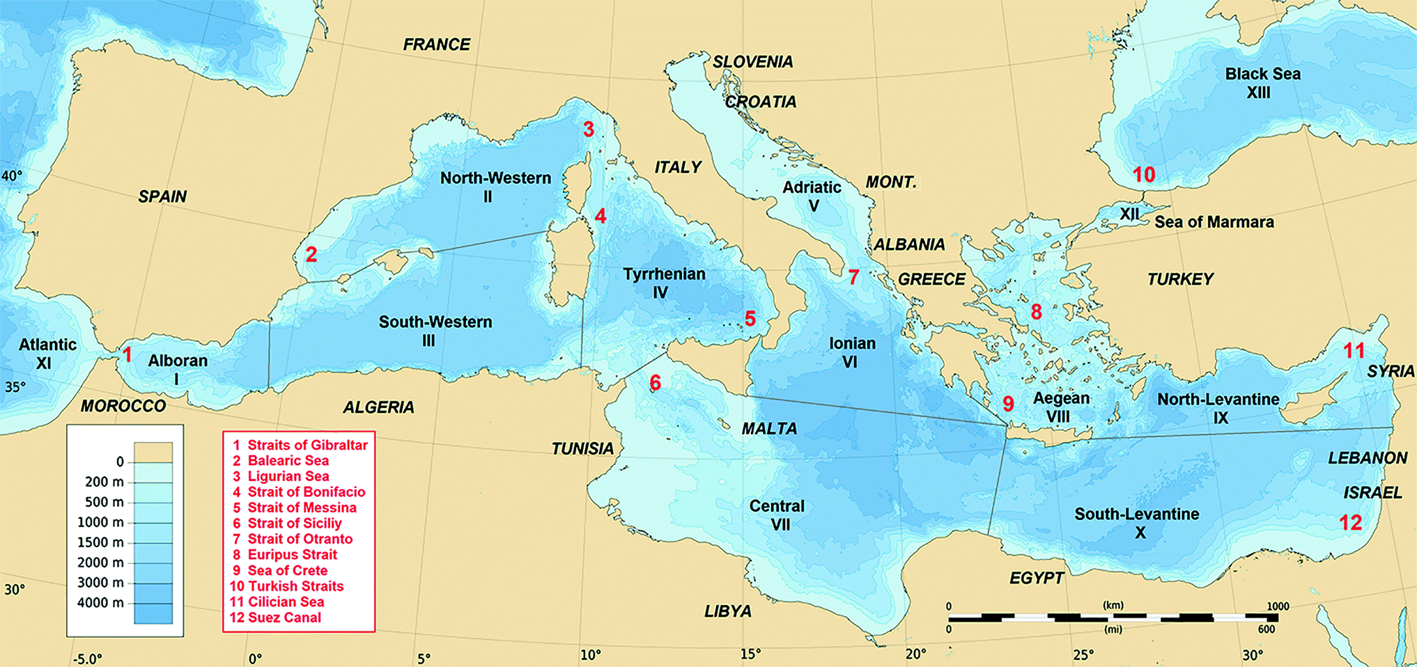 The Geographical Context of the Maltese Islands | SpringerLink