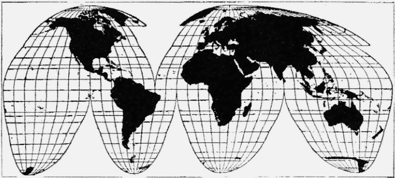 Air Age Maps, the Shrinking Globe, and Anglo-American