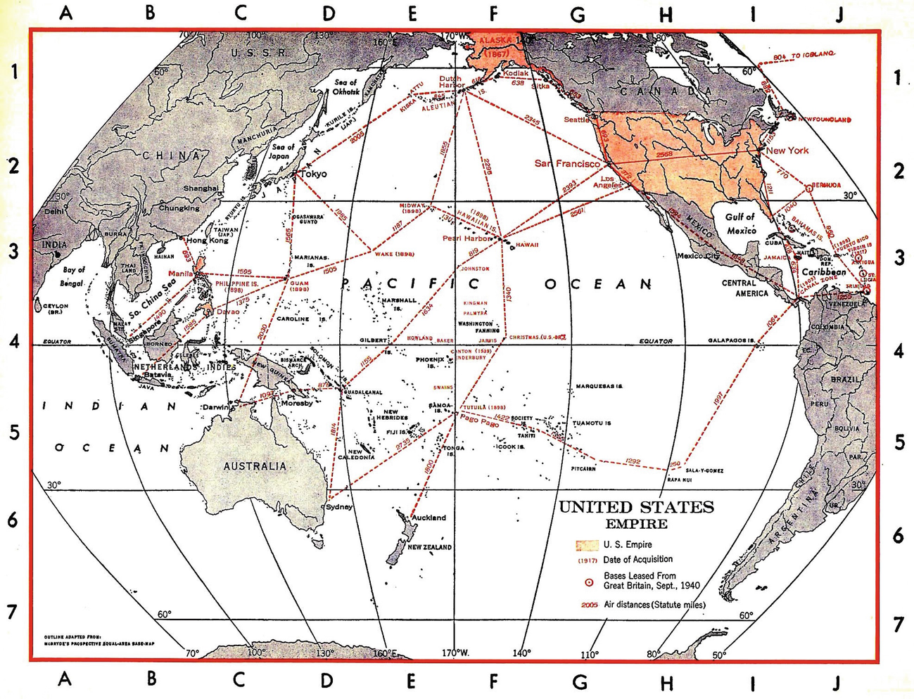 """American Spheres, British Zones, and the """"Special"""