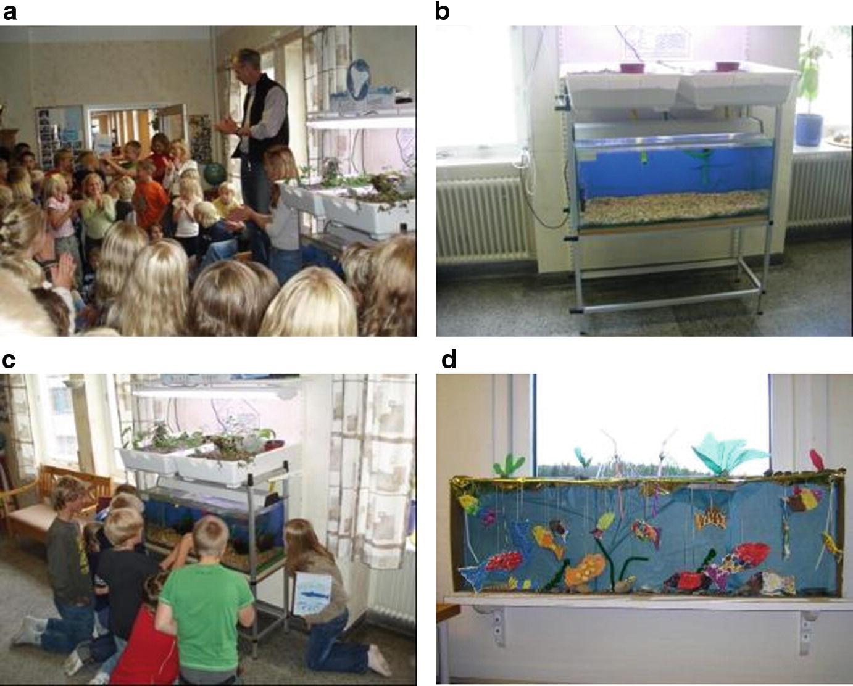 Aquaponics as an Educational Tool | SpringerLink