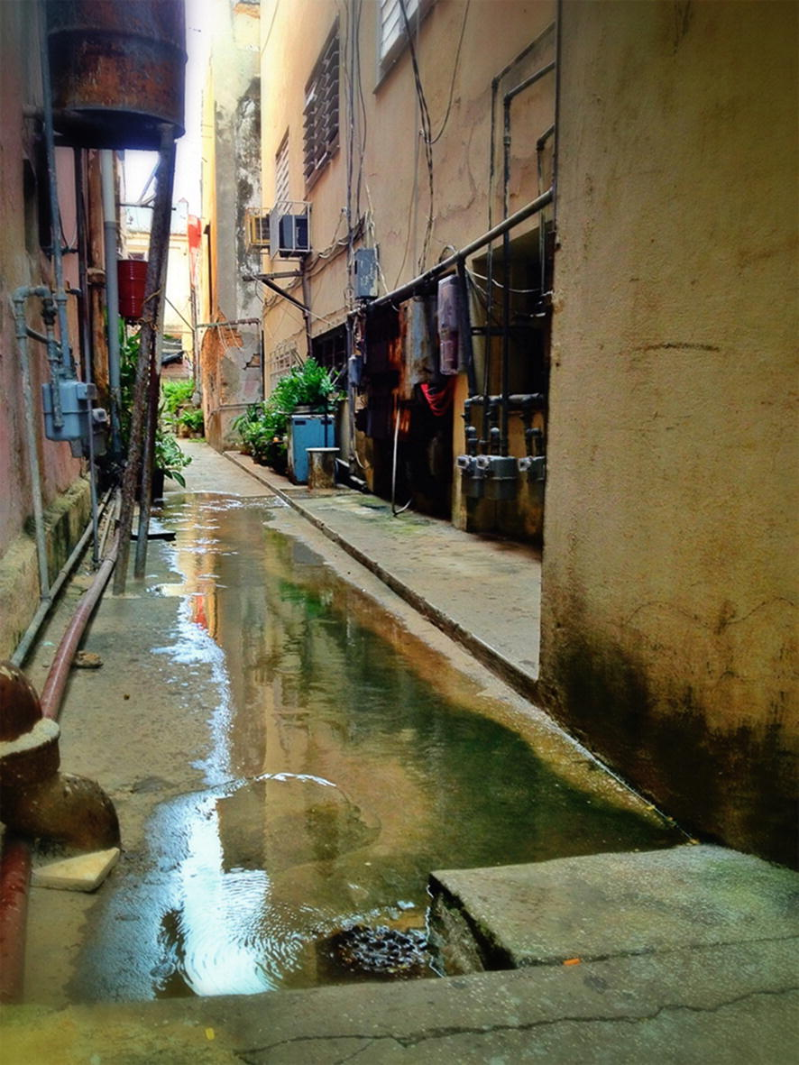 Havana's Falling Tanks and Flooded Laneways: Examining the