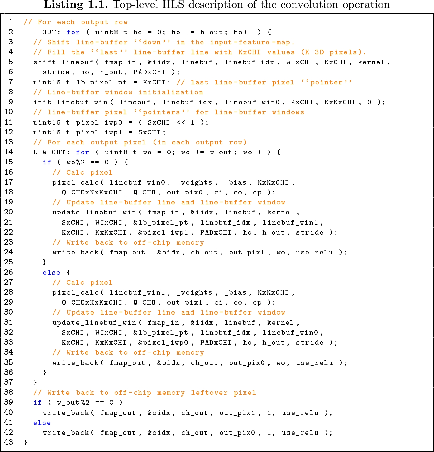 Software-Defined FPGA Accelerator Design for Mobile Deep Learning