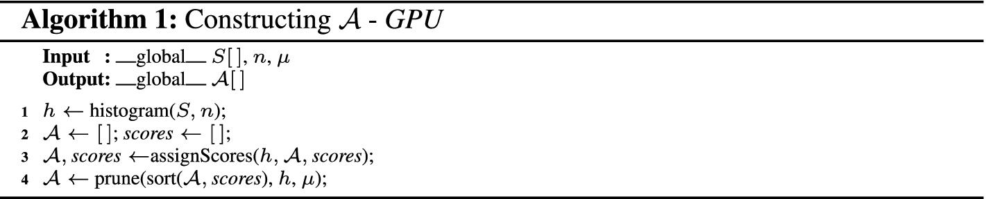 Parallel SAT Simplification on GPU Architectures   SpringerLink