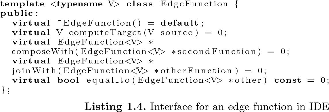 PhASAR: An Inter-procedural Static Analysis Framework for C