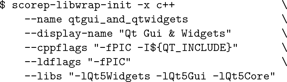 Qt Use Static Library