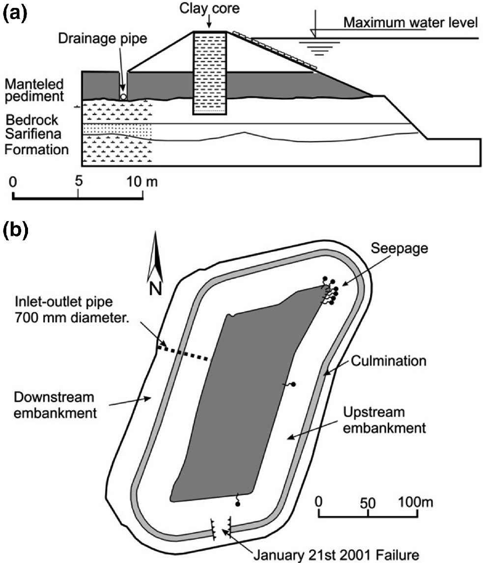 Overview of Dams and Reservoirs in Evaporites | SpringerLink