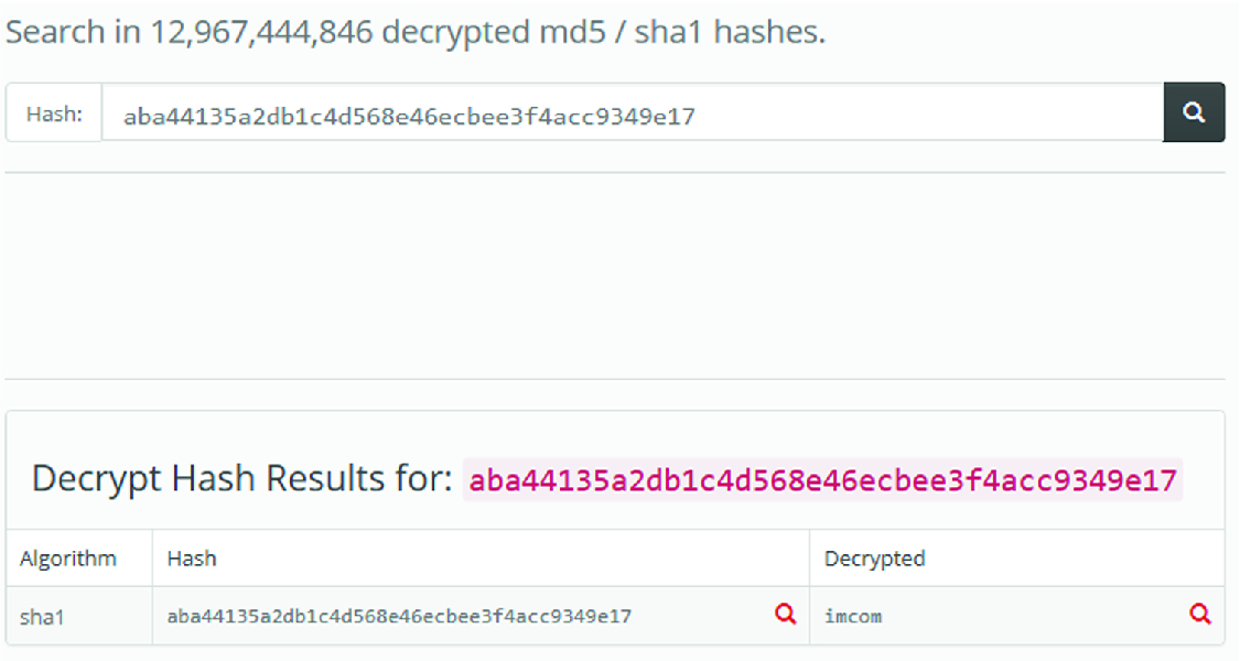 An Approach to Defense Dictionary Attack with Message Digest Using