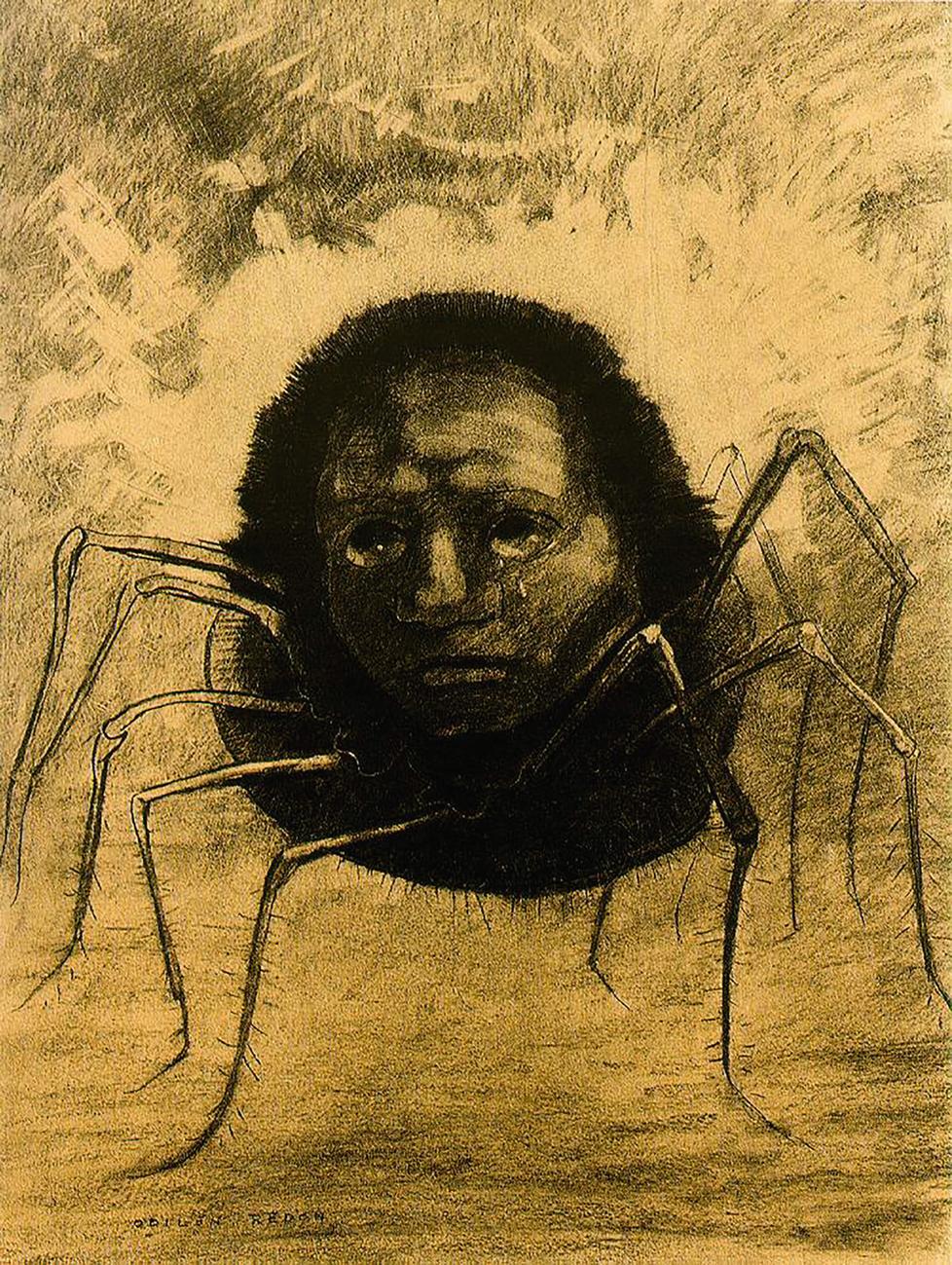 Remede De Grand Mere Contre Les Moucherons Dans La Maison said the spider to the fly: the triumph of the minor in