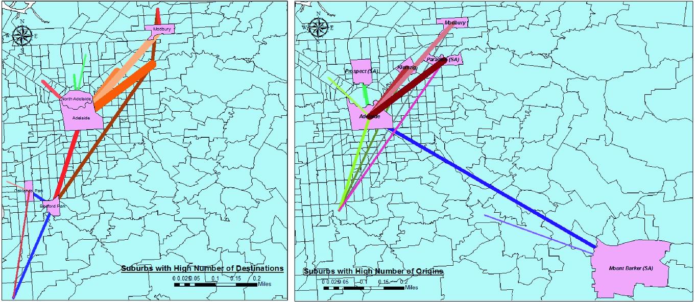 Origin-Destination Estimation of Bus Users by Smart Card