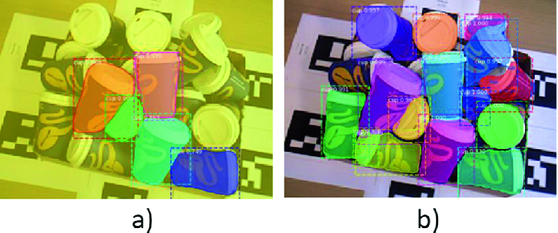 Learning to Predict 2D Object Instances by Applying Model-Based 6D