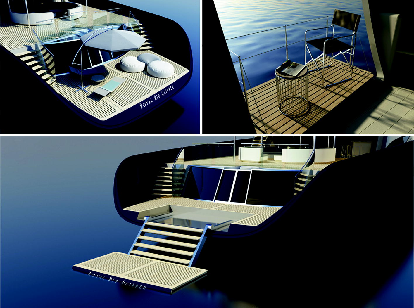 Design of a Sustainable and Accessible Royal Rig Maxy