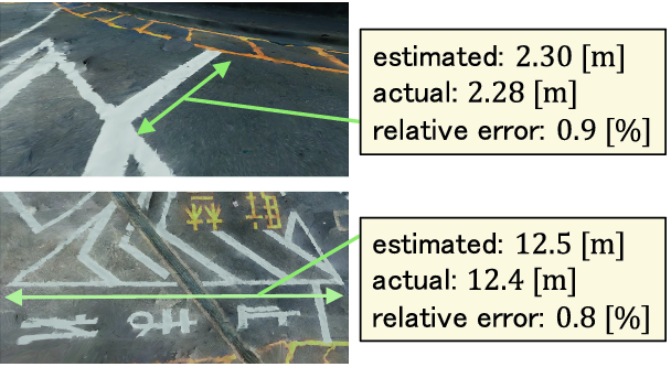 Scale Estimation of Monocular SfM for a Multi-modal Stereo