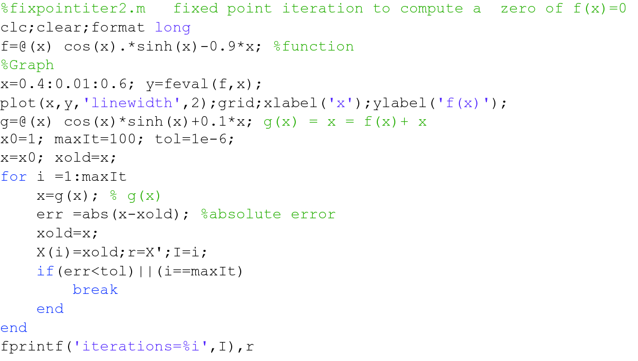 Computing Zeros of Nonlinear Univariate Functions   SpringerLink