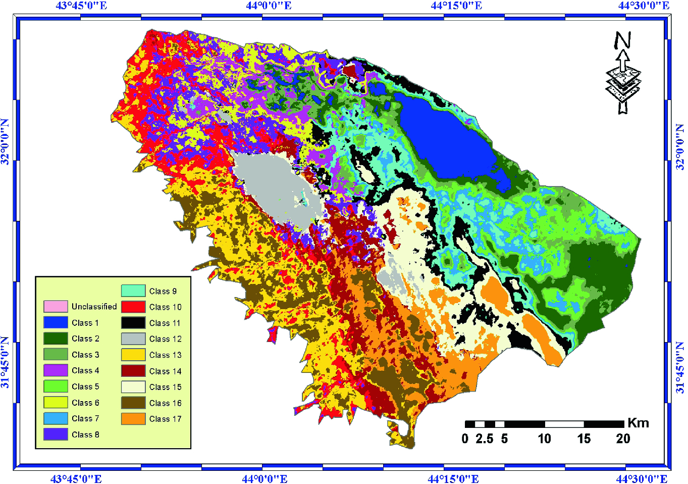 Characterization and Classification of Soil Map Units by