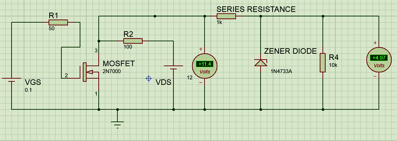 Verification of Zener Voltage Regulation Phenomenon Using Remote