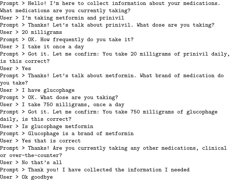 Spoken Dialogue Systems for Medication Management | SpringerLink