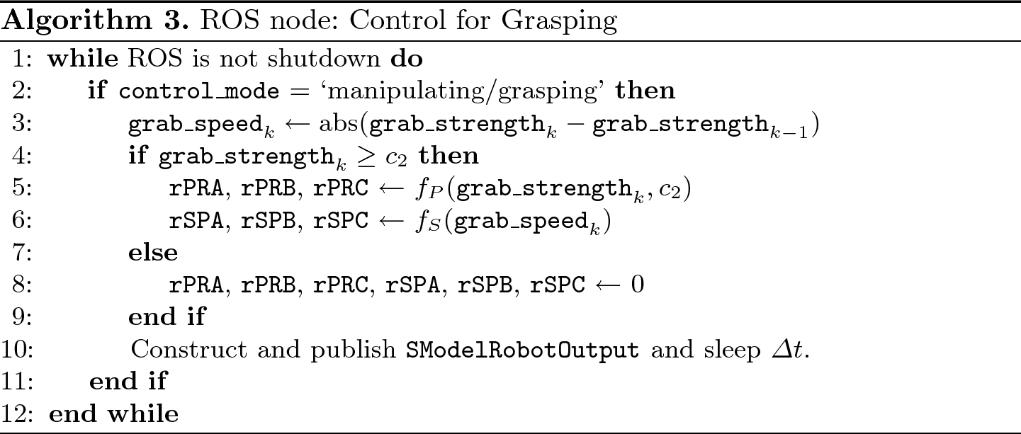 Intuitive Bare-Hand Teleoperation of a Robotic Manipulator