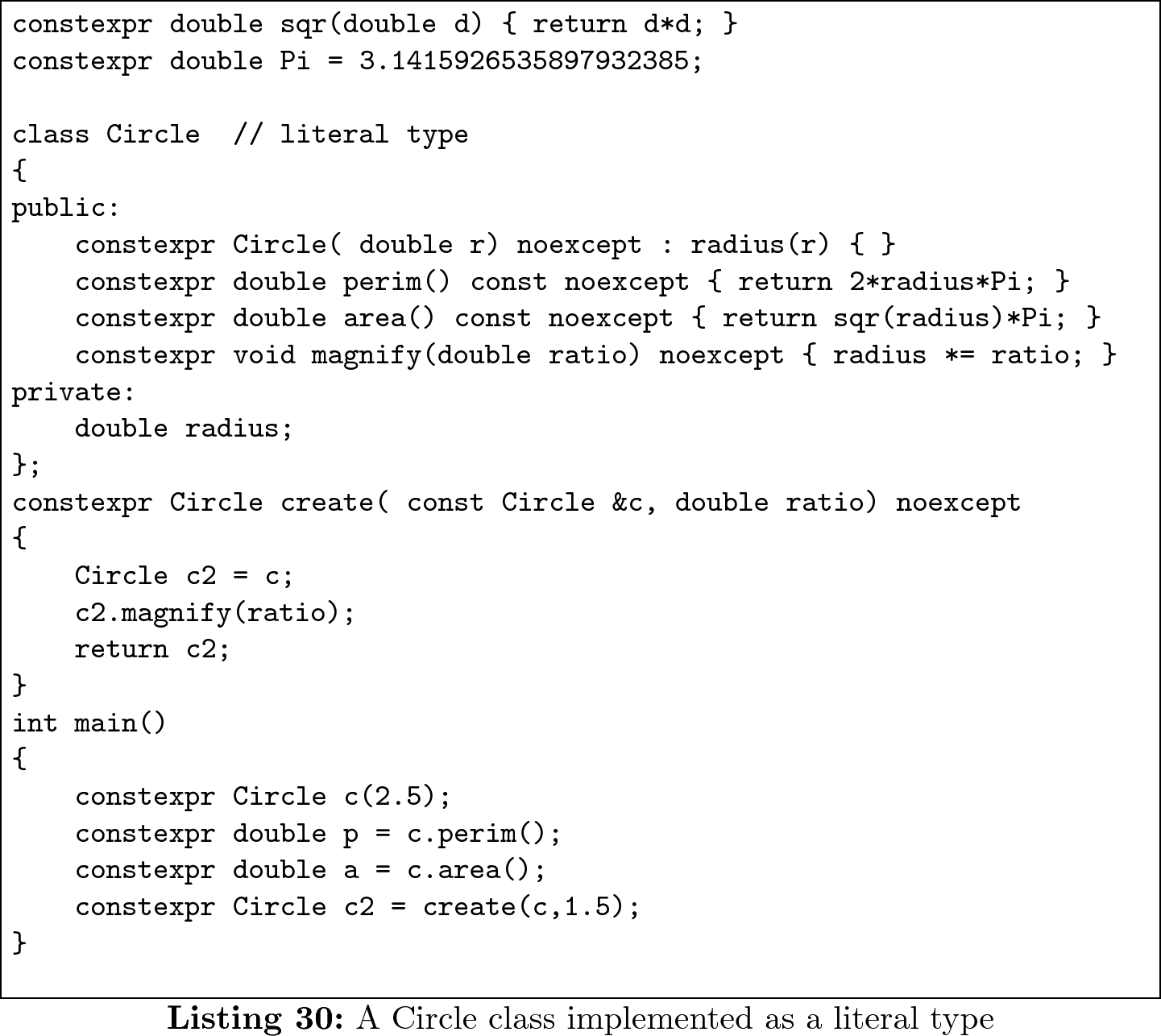 Immutables in C++: Language Foundation for Functional