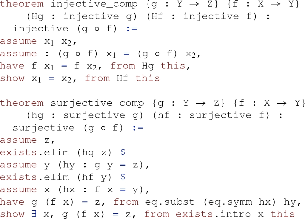 Learning Logic and Proof with an Interactive Theorem Prover