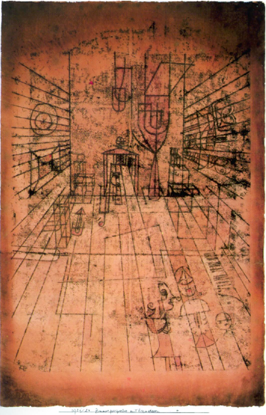 Paul Klee S Grey Point Springerlink